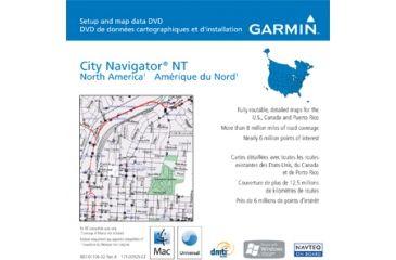 Garmin 2009 Map Updates for GPS City Navigator North America NT